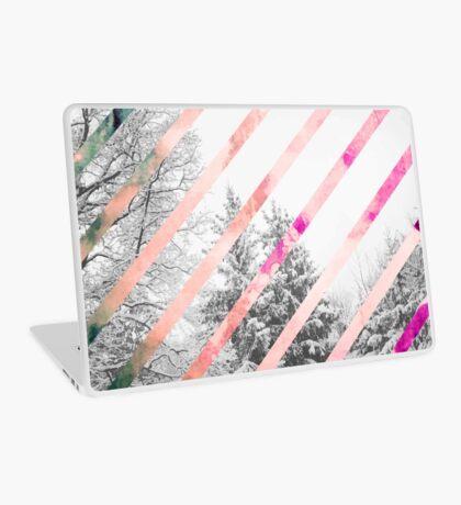 Snow Angel Laptop Skin