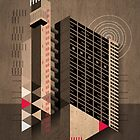 Trellick Tower by Brumhaus