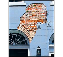 French Quarter Facade Photographic Print