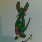 bunny pretty pattern by briony heath