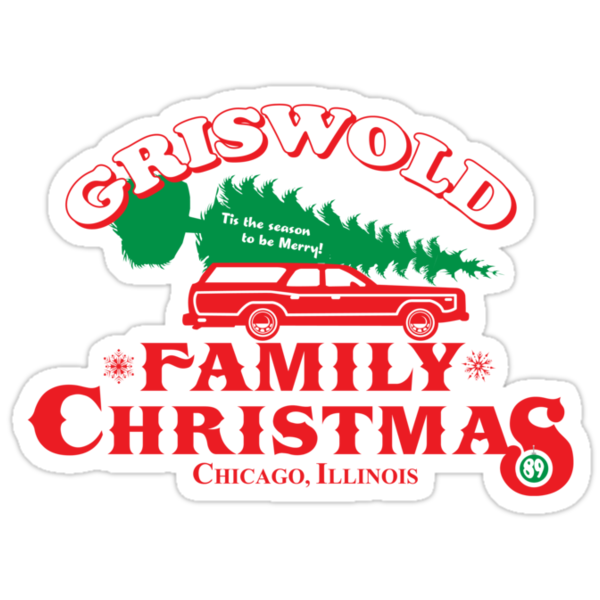 Griswold Family Christmas by superiorgraphix