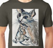 Kittens can happen to anyone Unisex T-Shirt