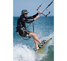 Kite Surfer Photographic Print