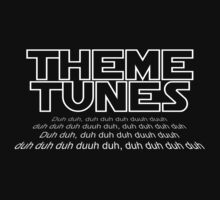 Theme tunes by starsandguitars