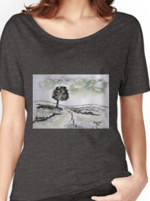 Winter in South Africa Women's Relaxed Fit T-Shirt