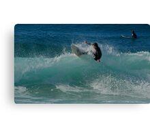 Surfn shelly 10 Canvas Print