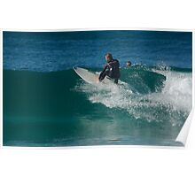 surfn shelly 11 Poster