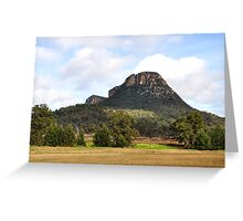 Capertee Valley - NSW Australia Greeting Card
