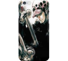 Trafalgar law iPhone Case/Skin