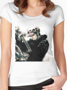 Trafalgar law Women's Fitted Scoop T-Shirt