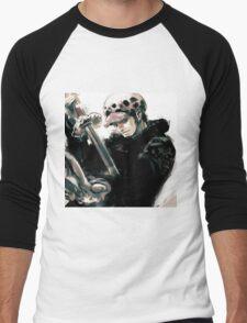 Trafalgar law Men's Baseball ¾ T-Shirt