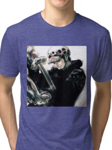 Trafalgar law Tri-blend T-Shirt