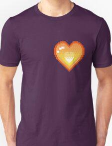 Mystery Skulls 'Ghost' - Heart T-Shirt