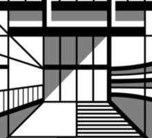 Birmingham Central Library Sticker