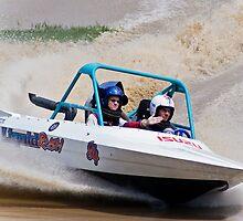 """""""Liquid Rush"""" - V8 Jetboat by John Quixley"""
