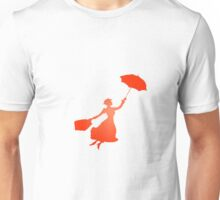 Pattern Miss Poppins  Unisex T-Shirt