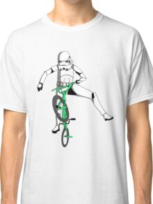 stormtrooper on a bike Classic T-Shirt