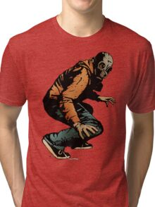Drawing Day - Creeping Tri-blend T-Shirt