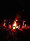 Fireside Shadows by Tori Snow
