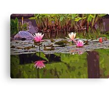 Pond of Dreams Canvas Print