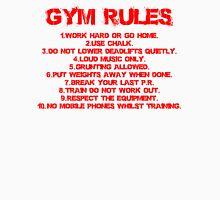 Gym rules T-Shirt