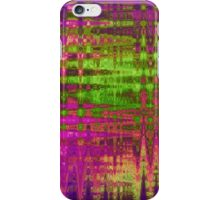 Purple Wire iPhone Case/Skin