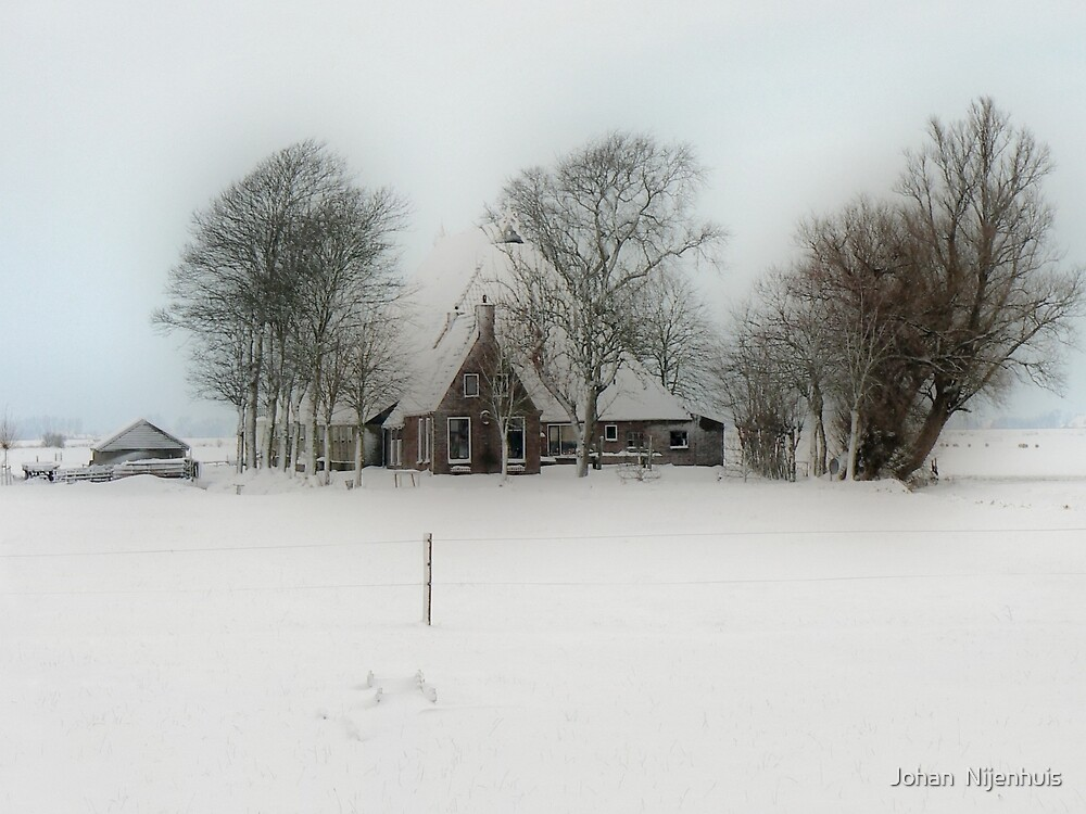 MEMORIES OF MY CHILDHOOD by Johan  Nijenhuis