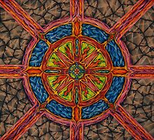 Medecine Wheel Mandala by wigget