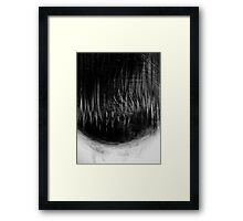 forest ...... dull heartbeat Framed Print