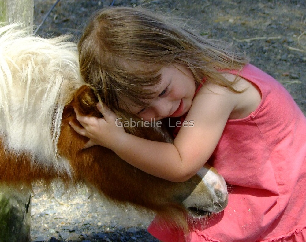 Cuddles I Love You! by Gabrielle  Lees