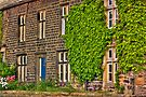 Ribchester terraces by inkedsandra