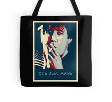 Bill Hicks - It's Just A Ride Tee Tote Bag