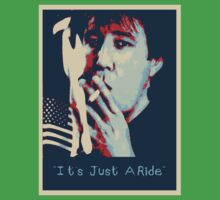 Bill Hicks - It's Just A Ride Tee One Piece - Short Sleeve