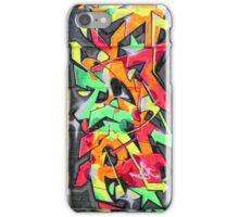 Wall-Art-006 iPhone Case/Skin