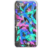 Wall-Art-005 iPhone Case/Skin