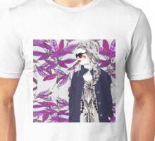 Purple Fusion Unisex T-Shirt
