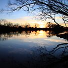 Macquarie Sunset by Mishka Góra