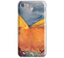 Moonlit valley iPhone Case/Skin