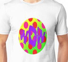 WOW Unisex T-Shirt