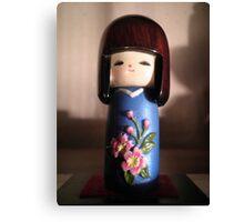 Kohkechi Doll Canvas Print