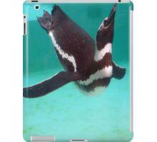 Penguin Swim  iPad Case/Skin