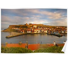 Whitby, North Yorkshire Poster
