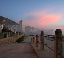 The Promenade dressed in pink by fortheloveofit