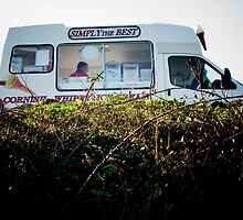 Anyone for ice cream? by Chris Leyland