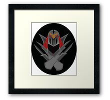 Zed League of Legends Framed Print