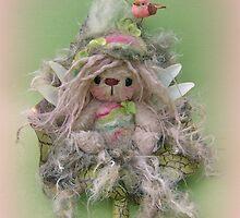 Little Lea - Handmade bears from Teddy Bear Orphans by Penny Bonser