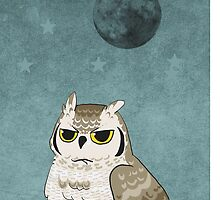 Owl by itsuko