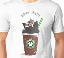 Chocolate CATpuccino Unisex T-Shirt