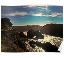 Saddle Rock Arch Poster