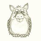 Furby Bird by Becpuss